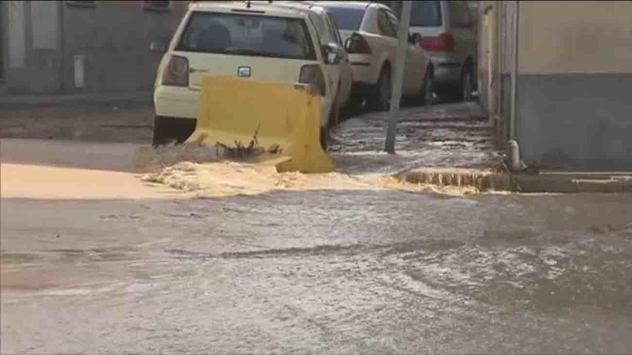 Activada la alerta amarilla por lluvia y tormentas en Madrid