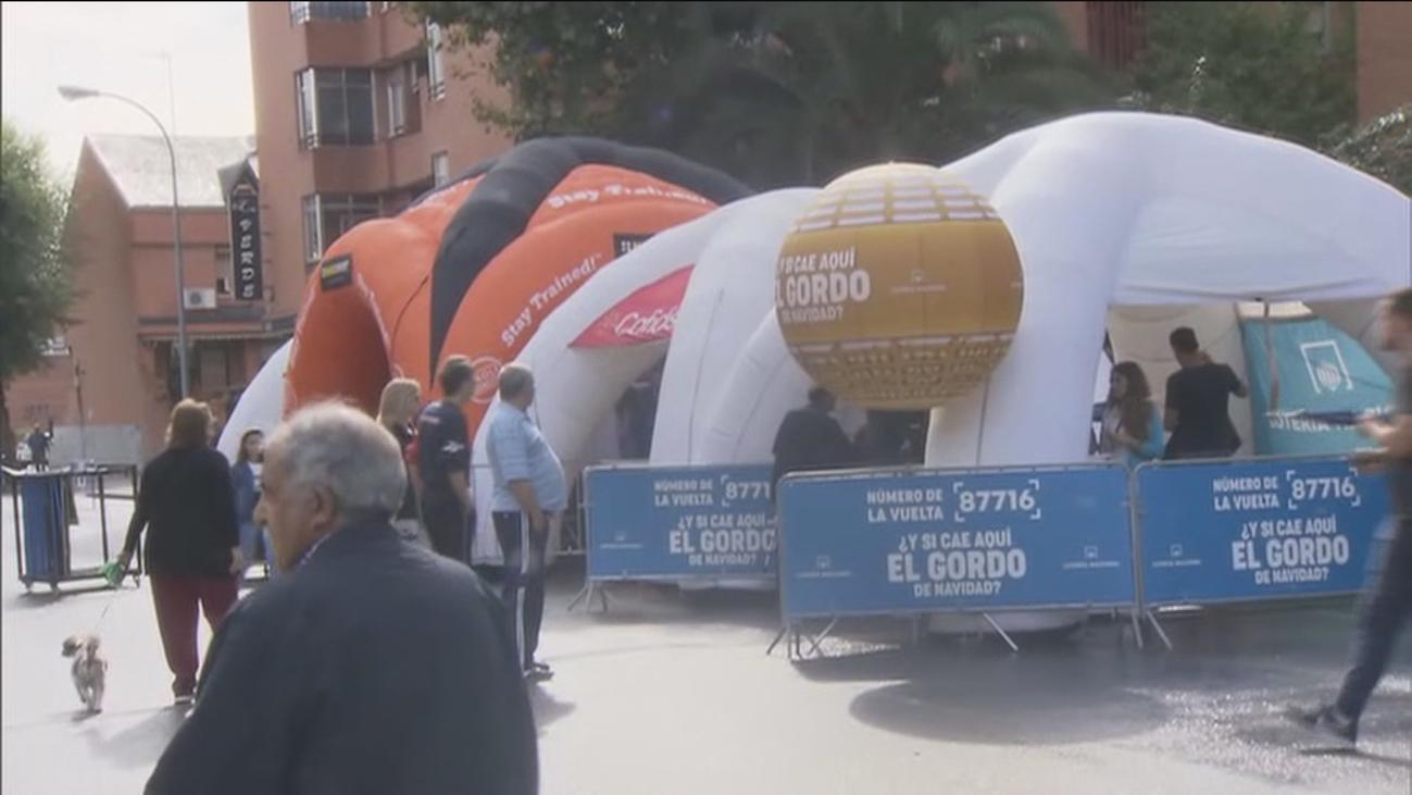 La última etapa de la Vuelta parte desde Fuenlabrada por tercera vez