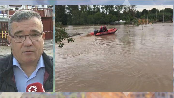 """El alcalde de Arganda: """"Vamos a poner todo lo que tenemos para solventar la situación"""""""
