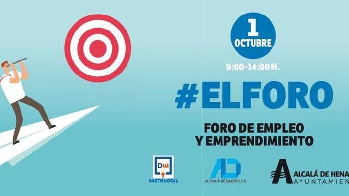 Todo preparado para el III Foro de Empleo y Emprendimiento de Alcalá