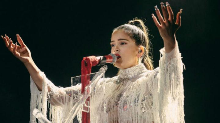 Rosalía actuará en Madrid el 10 de diciembre