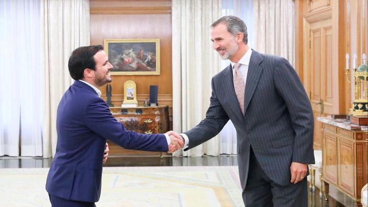 El Rey escuchará a Sánchez, Iglesias, Casado y Rivera antes de decidir si propone o no candidato