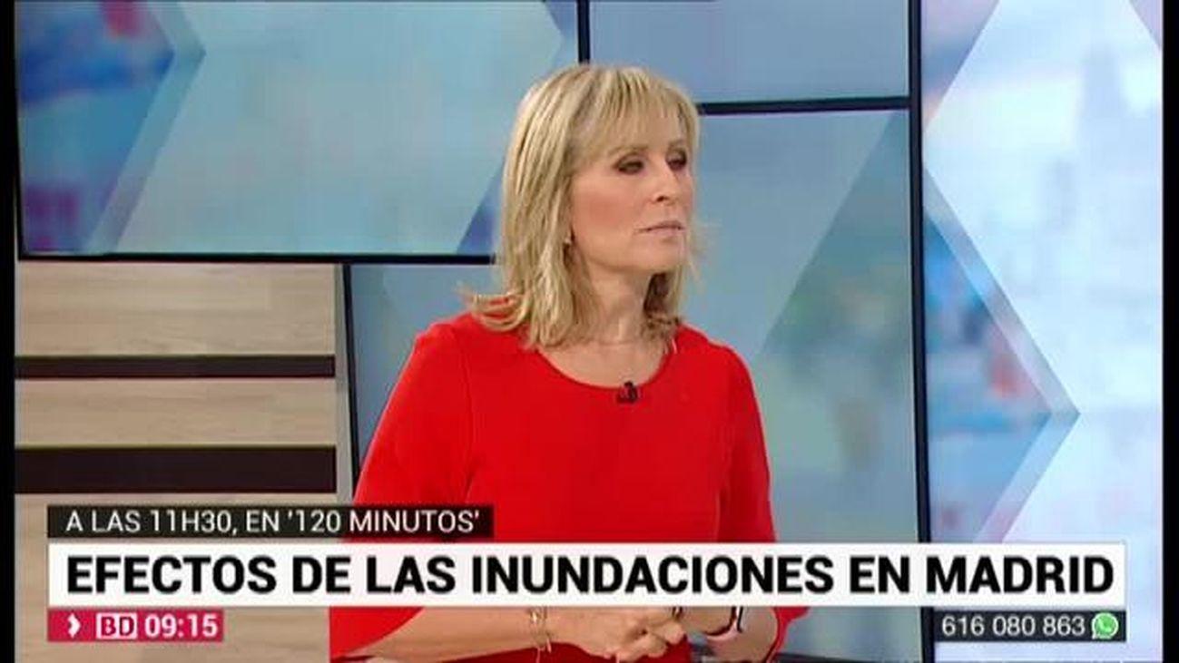 Buenos Días Madrid 16.09.2019 (08:30-11:00)