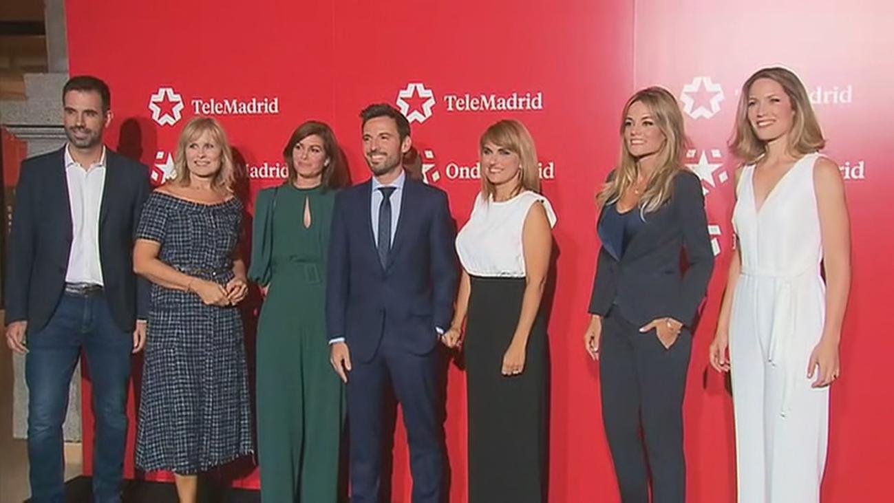Telemadrid y Onda Madrid inician nueva temporada