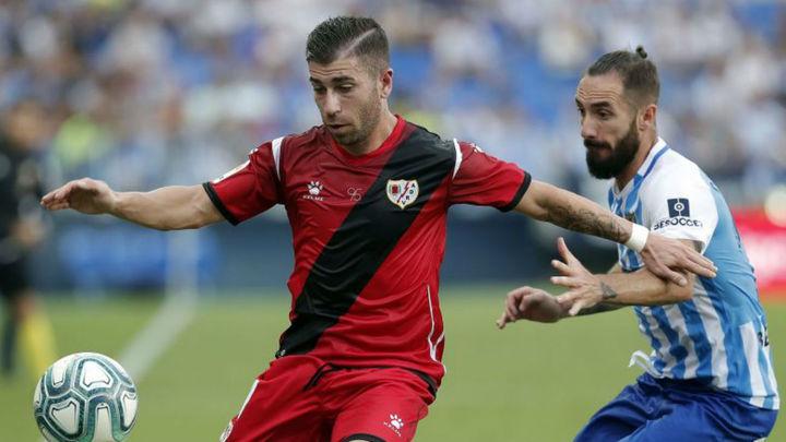 1-1. Embarba da un punto al Rayo en Málaga