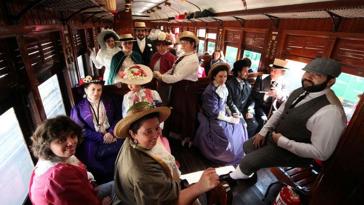 El Tren de la Fresa iniciará sus viajes en septiembre tras su parón por el estado de alarma