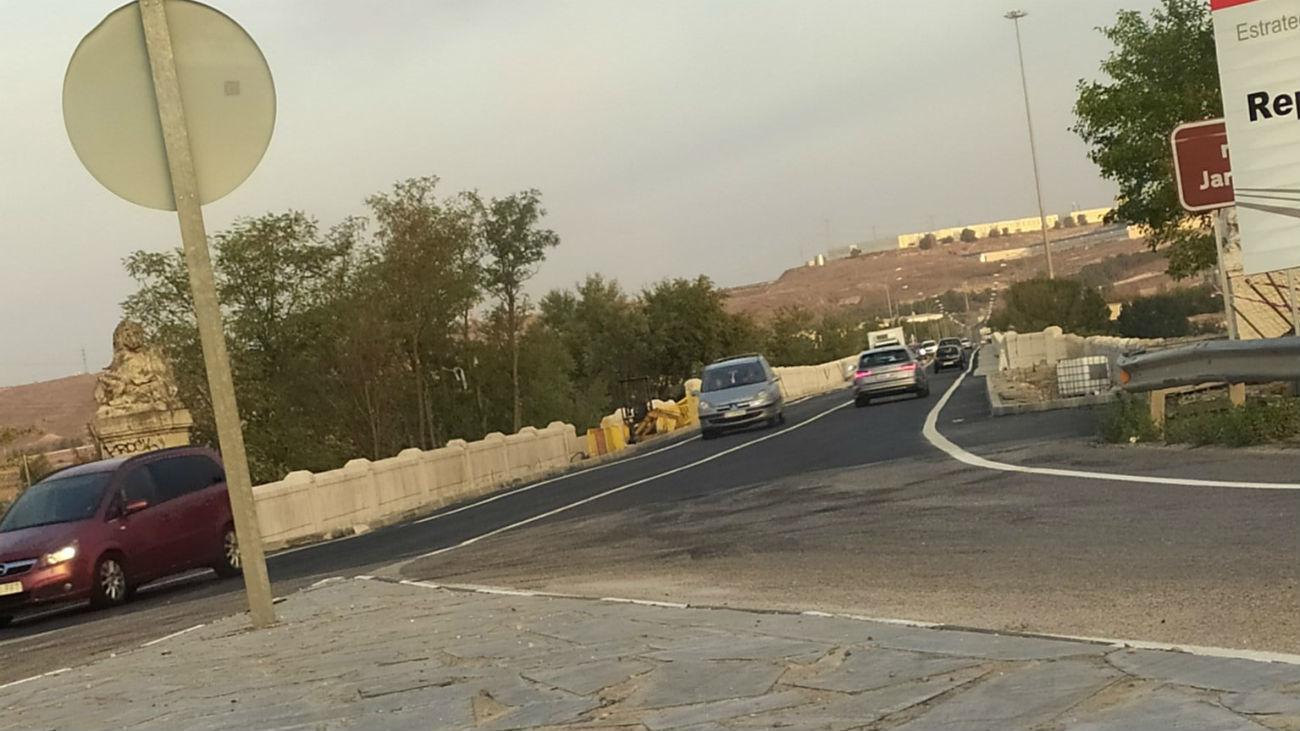 El histórico Puente Largo de Aranjuez reabre al tráfico tras las obras de mejora