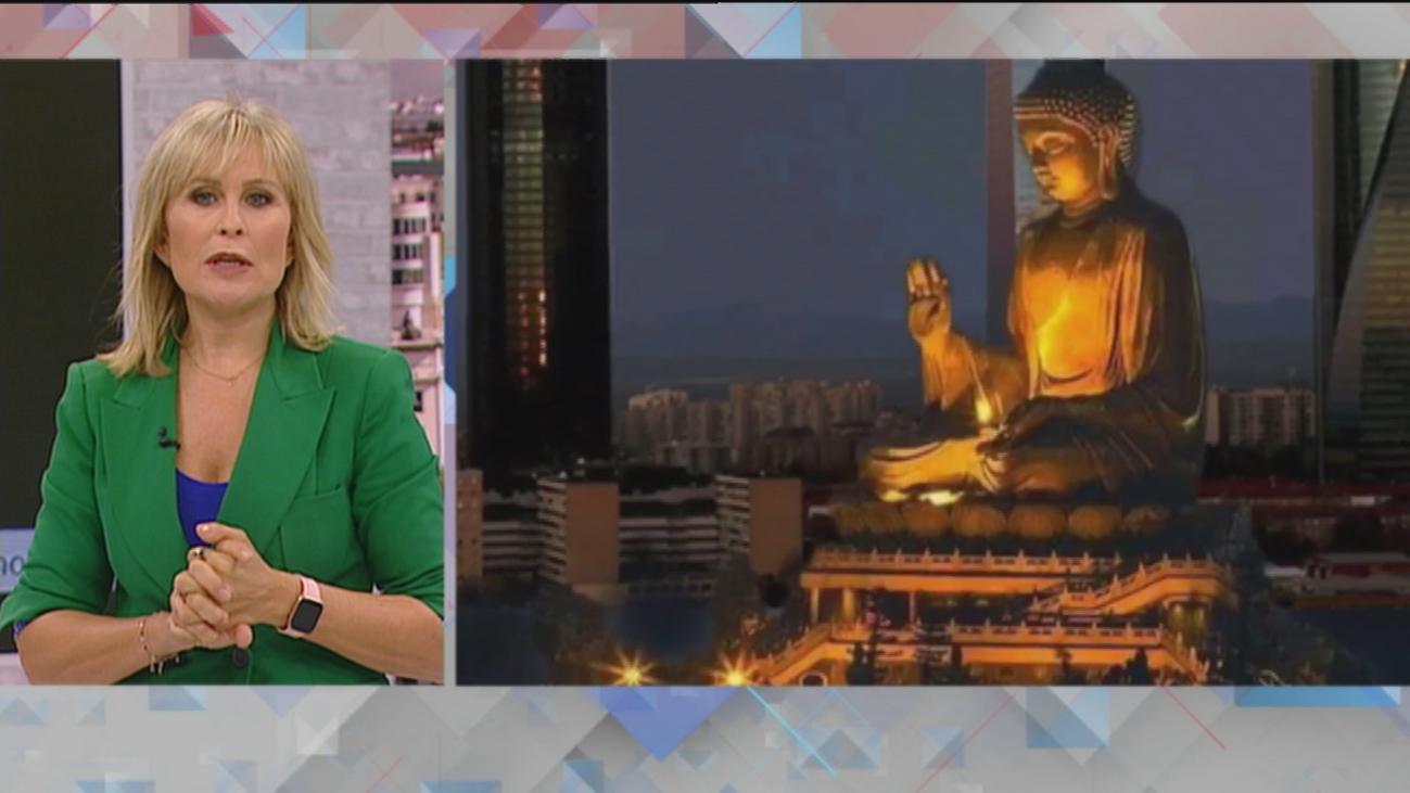 El Gobierno de Almeida no construirá el Buda de Manuela Carmena