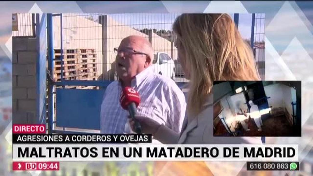 """El dueño del matadero de Villarejo se defiende: """"Es todo mentira"""""""