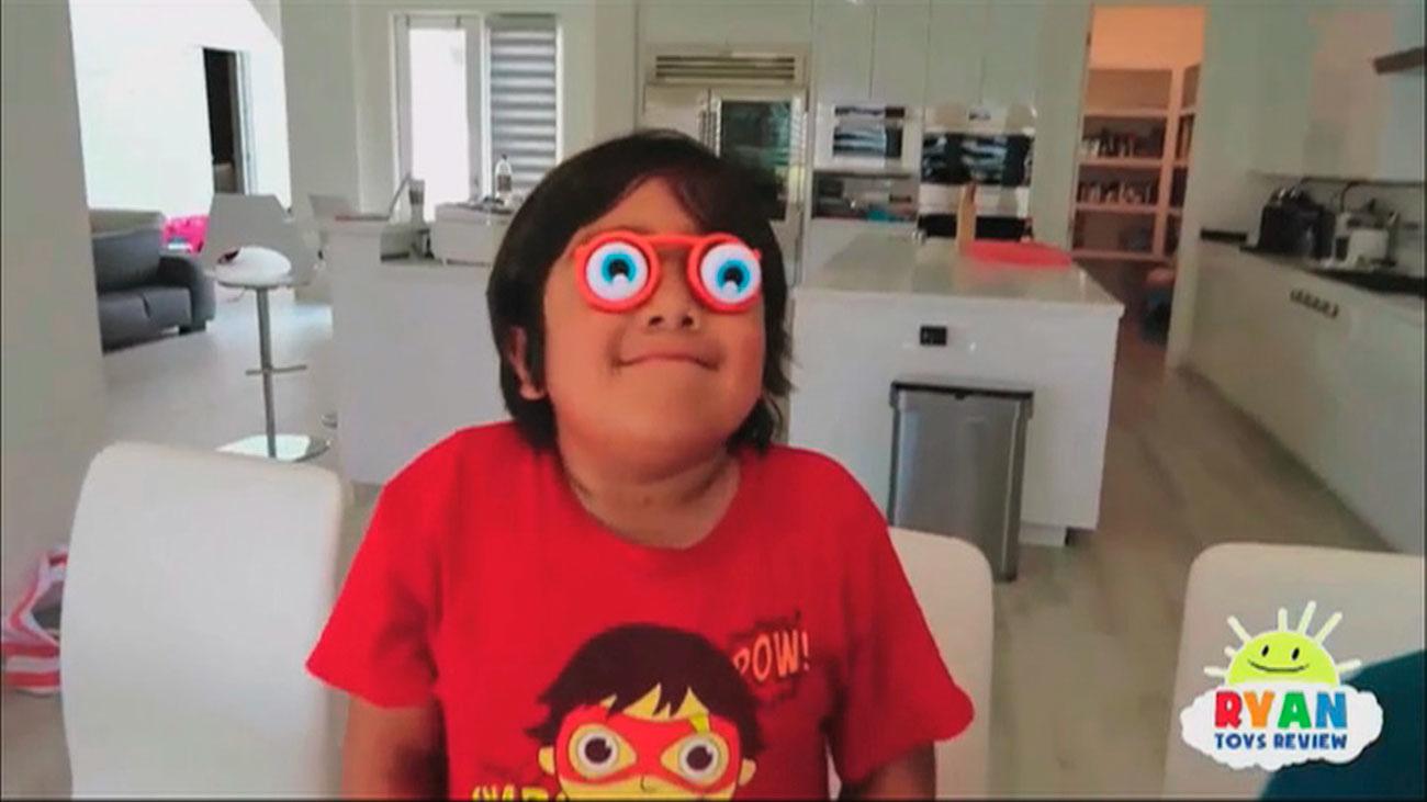Los niños quieren ser youtubers