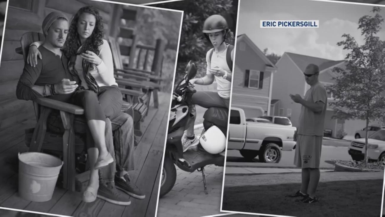 Eric Pickersgill muestra un mundo desconectado de lo que importa