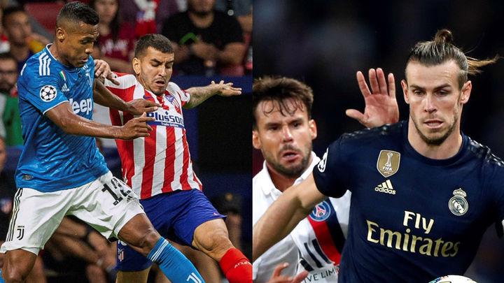 Postpartido del Atleti, 2 - Juventus, 2 y PSG, 3 - Real Madrid, 0