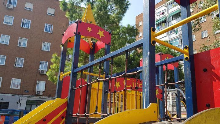 El Ayuntamiento de Alcorcón detecta deficiencias en zonas infantiles de juego