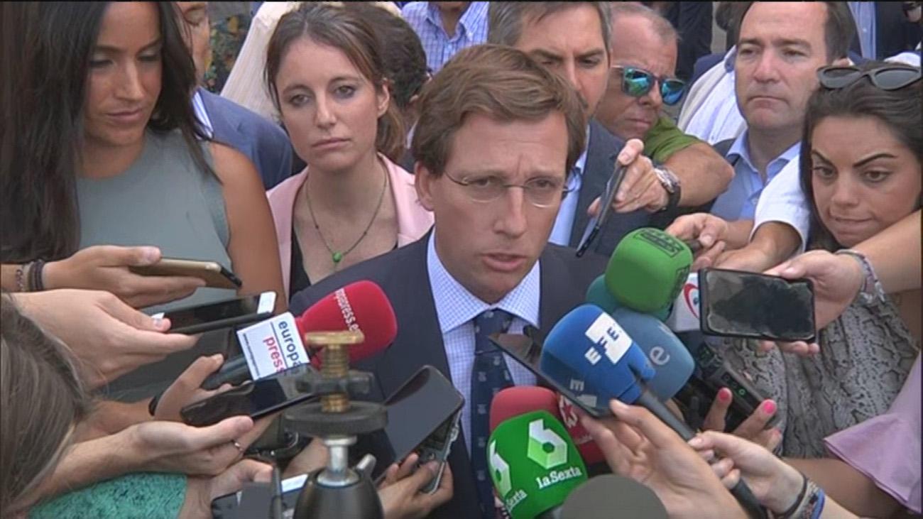"""Almeida: """"Tenemos que saber llegar a espacios de común acuerdo para afrontar la violencia"""""""