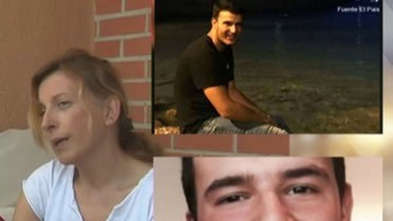 """La familia de Víctor, víctima del kamikaze de la M-50: """"Esto es una película de terror"""""""