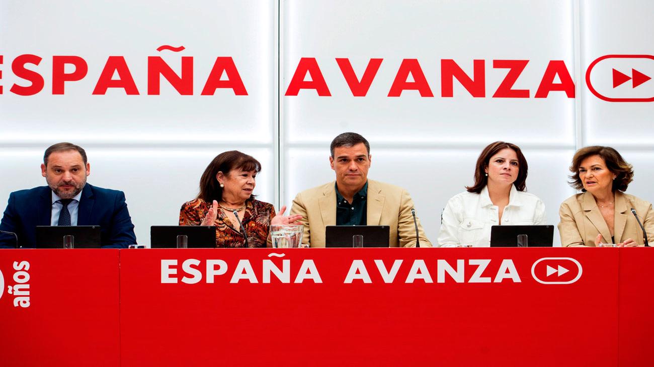 El PSOE asegura que no teme a la abstención en las elecciones