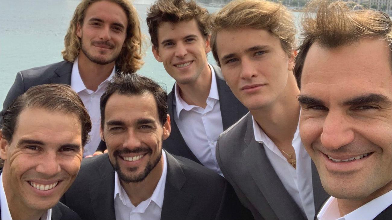 Nadal y Federer lideran a Europa en la Laver Cup contra el resto del mundo
