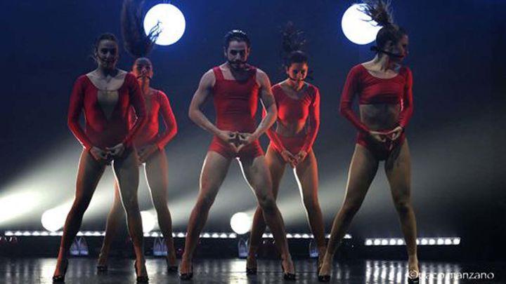 'Anónimas', el primer espectáculo de danza urbana en heels, llega al Alfil