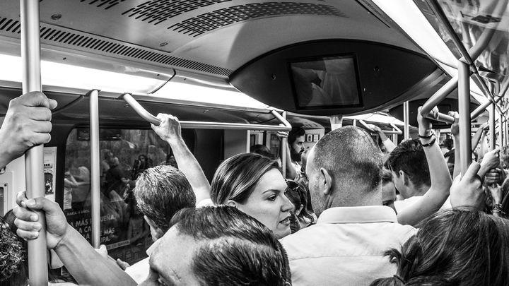 NO PUBLICAR: Los vagones de Metro de Madrid a través del tiempo