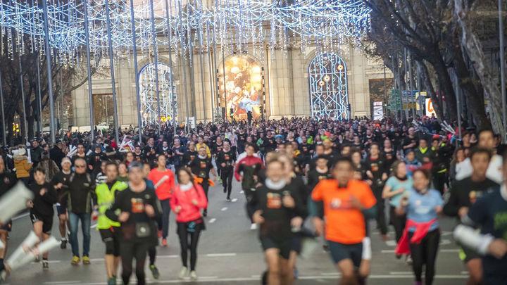 Más de 20.000 participantes apuntados para la San Silvestre