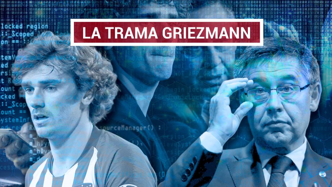 Griezmann negoció 14 millones en comisiones por fichar por el Barça