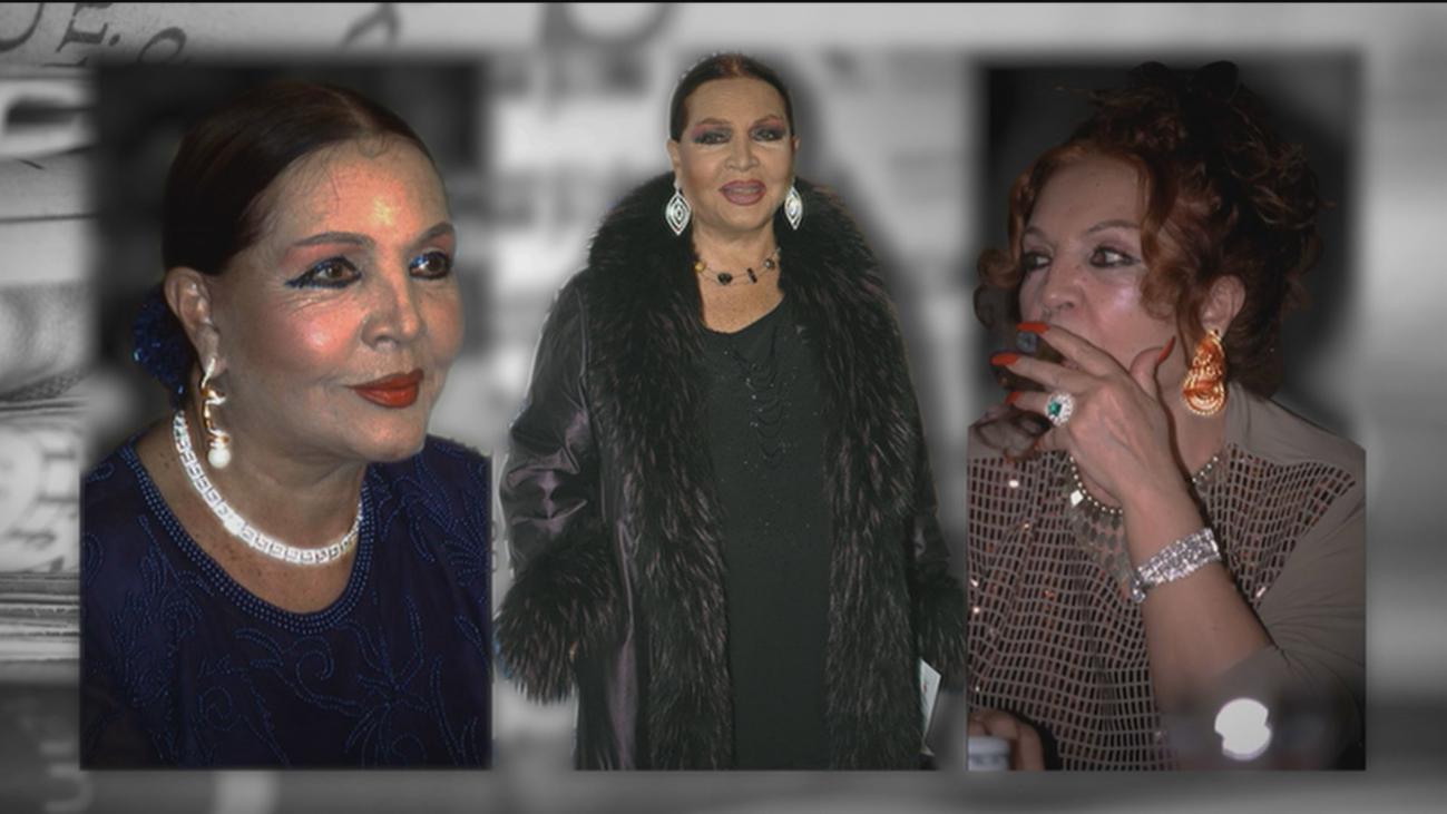 El patrimonio en joyas de Saritísima estaba valorado en cinco millones de euros