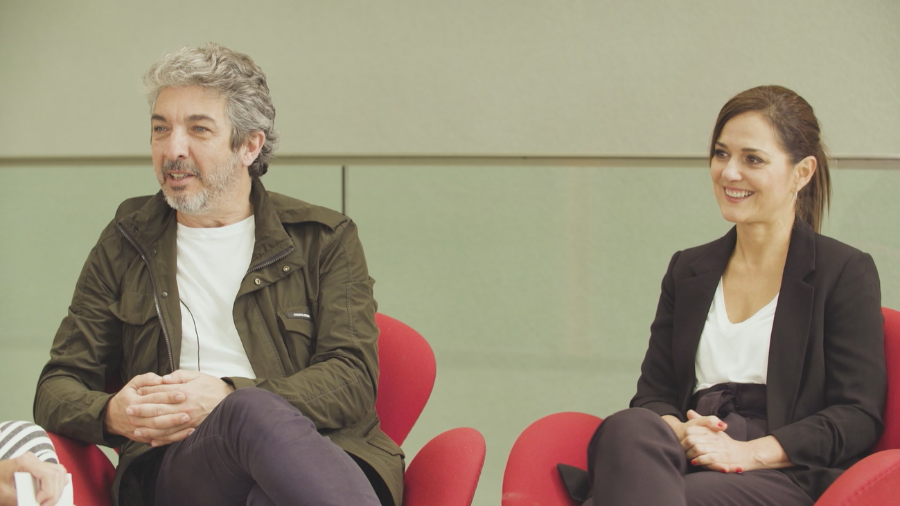 Ricardo Darín vuelve a Madrid con 'Escenas de la vida conyugal'