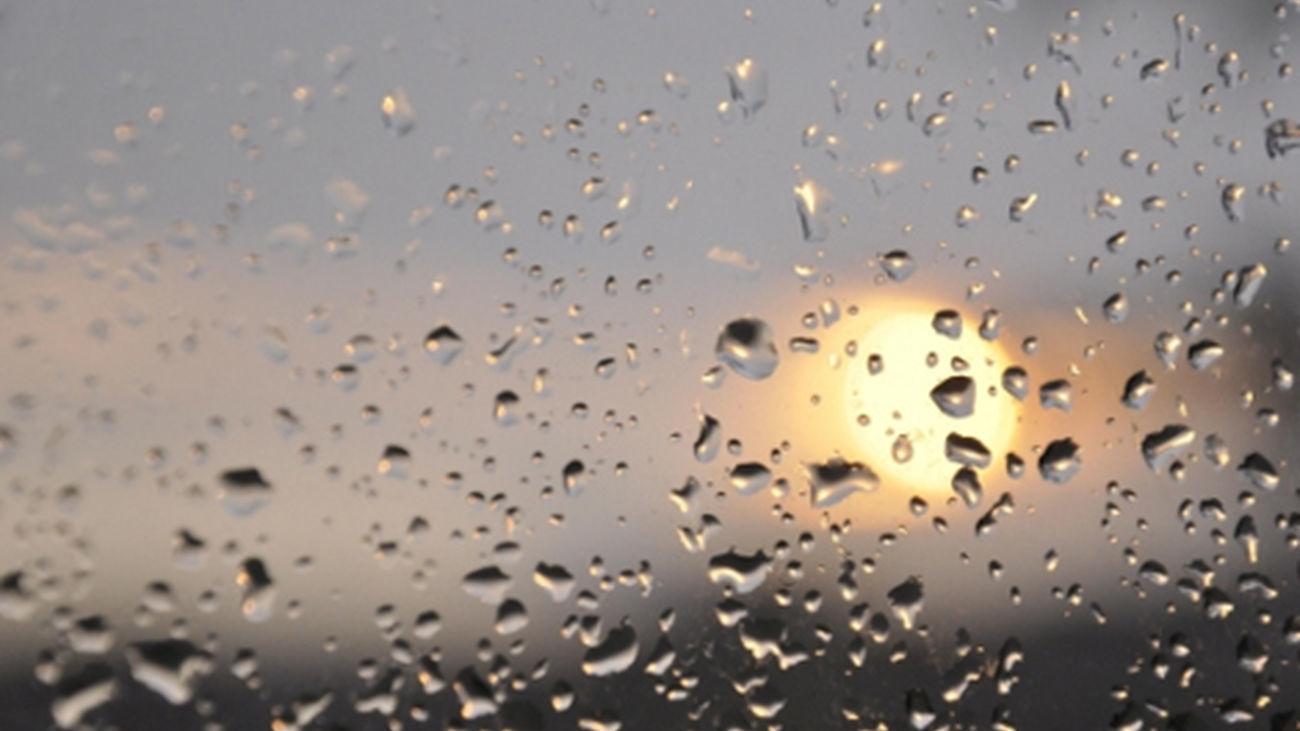 Este sábado se esperan chubascos y lluvias de carácter leve en la región