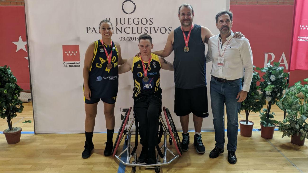 Juegos Parainclusivos (2ª parte) 20.09.2019