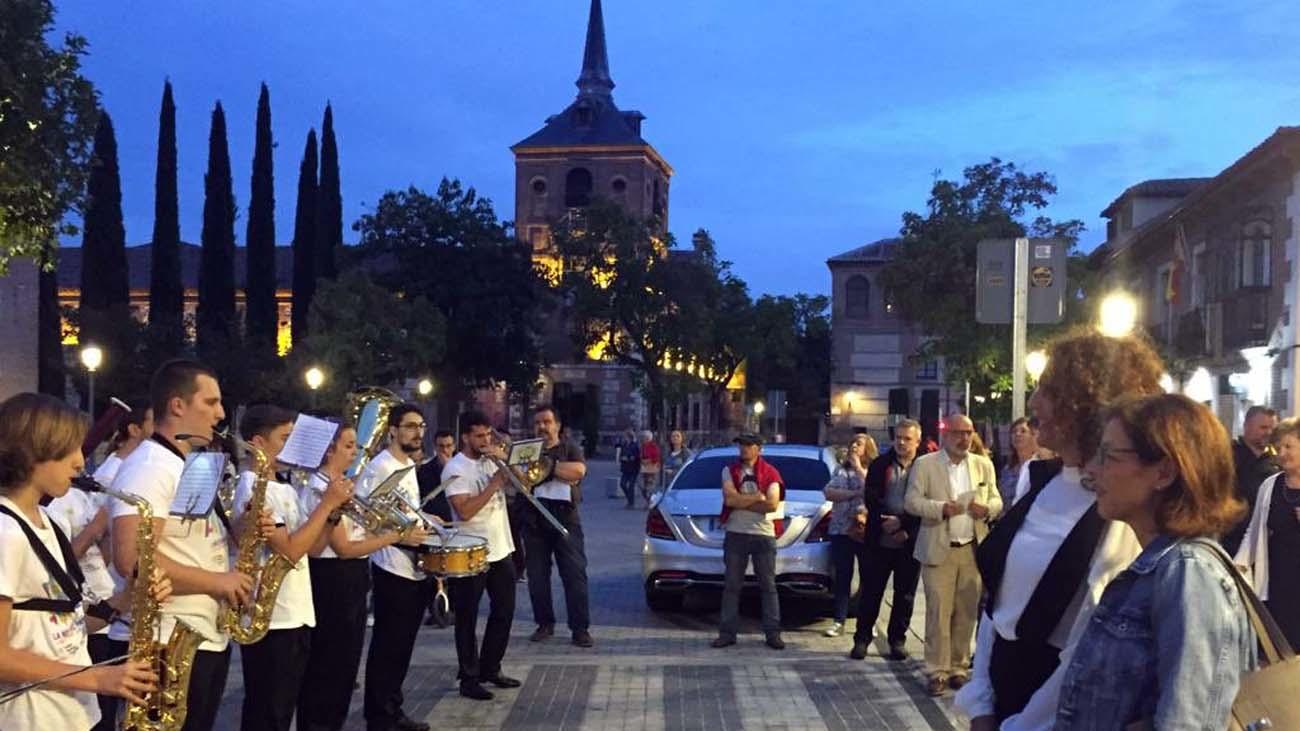 Alcalá celebra la Noche del Patrimonio abriendo al público sus monumentos