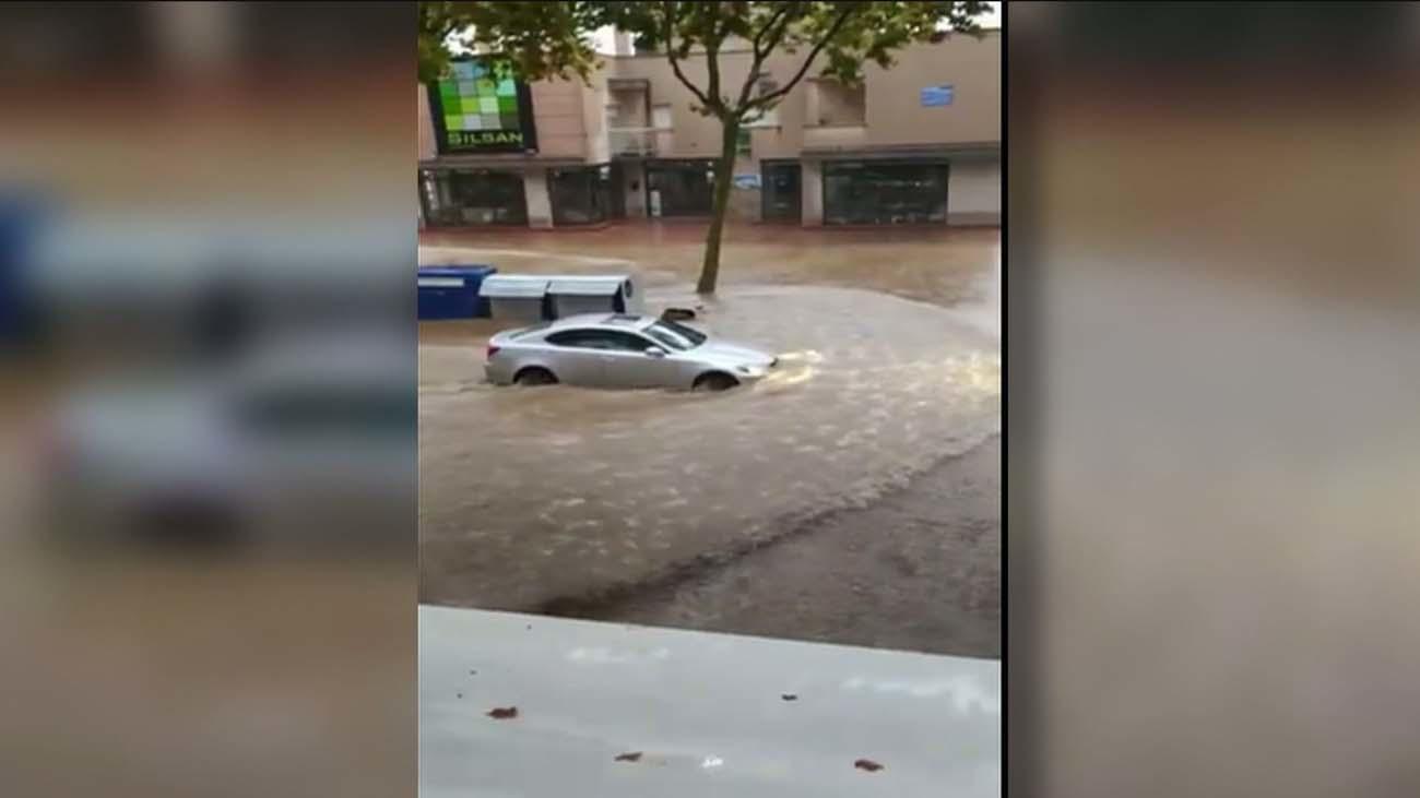 Un hombre muere ahogado en un bajo inundado en Platja d'Aro (Gerona)