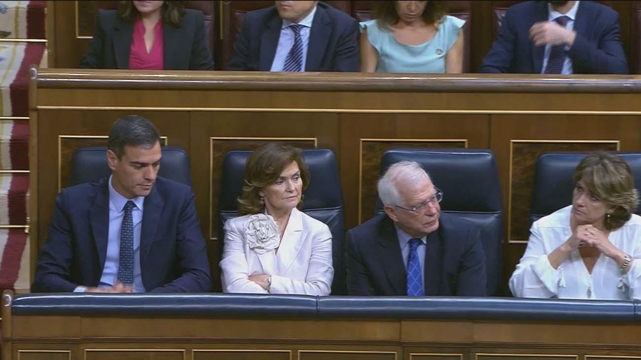 Las Cortes Generales se disuelven el martes tras una legislatura de cuatro meses