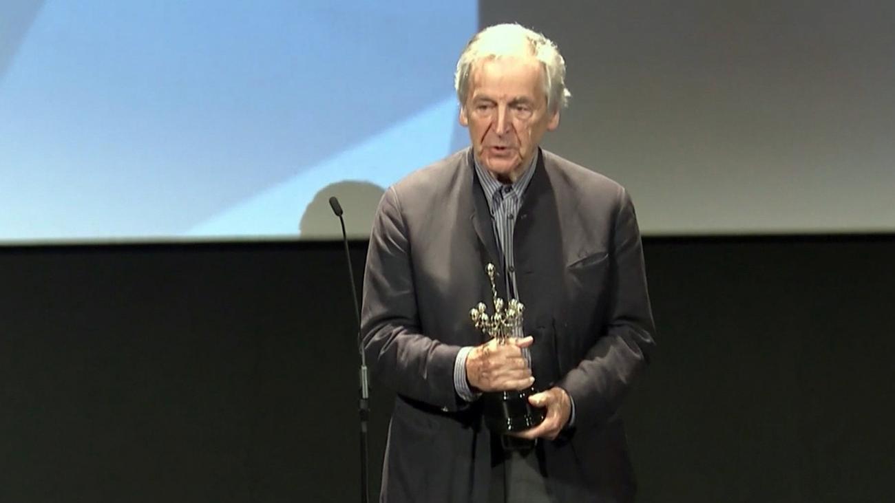 """Costa-Gavras agradece el Donostia, """"un premio precioso para un cineasta"""""""