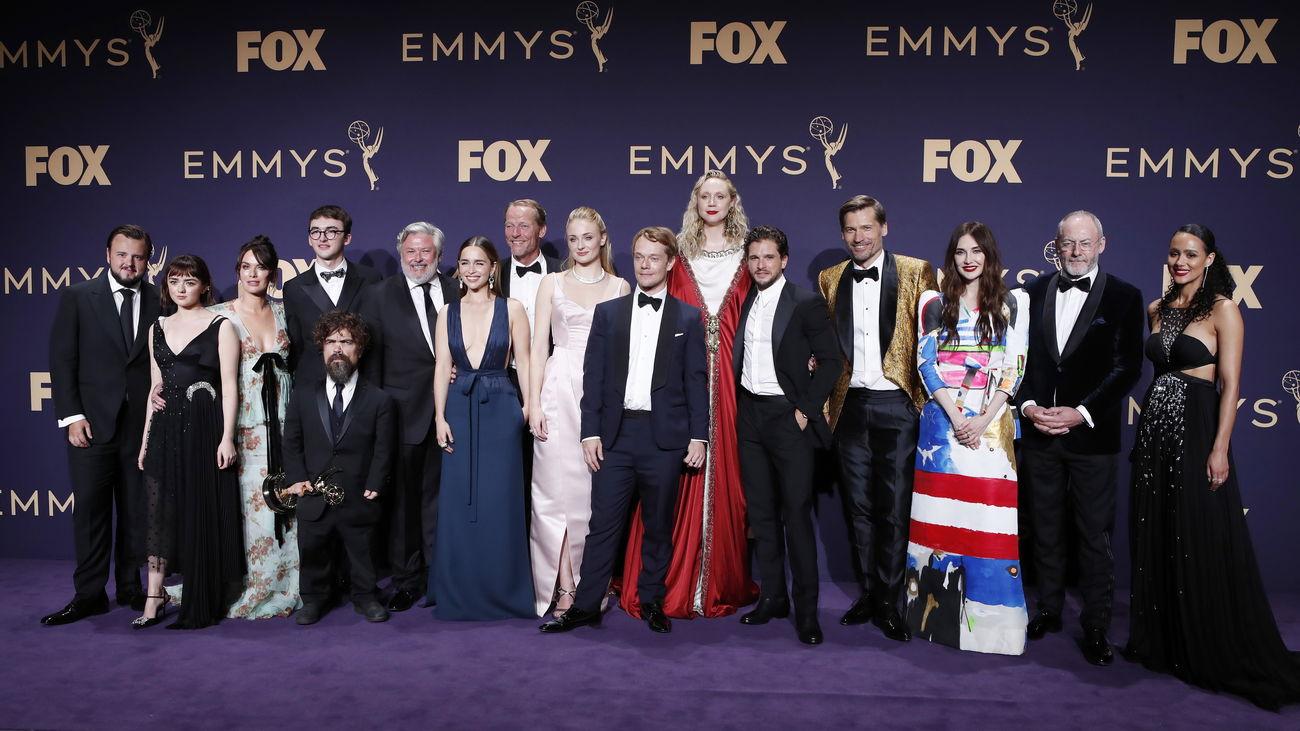 Fleabag, Juego de Tronos y Chernobyl las grandes premiadas de los Emmy 2019