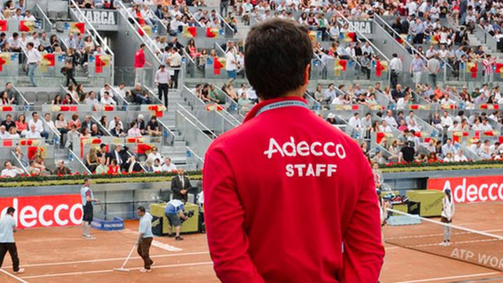 ¿Cómo trabajar en la Copa Davis de Madrid?