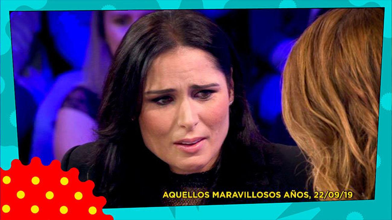 """Rosa López: """"Te quitan la voz y tú desapareces"""""""
