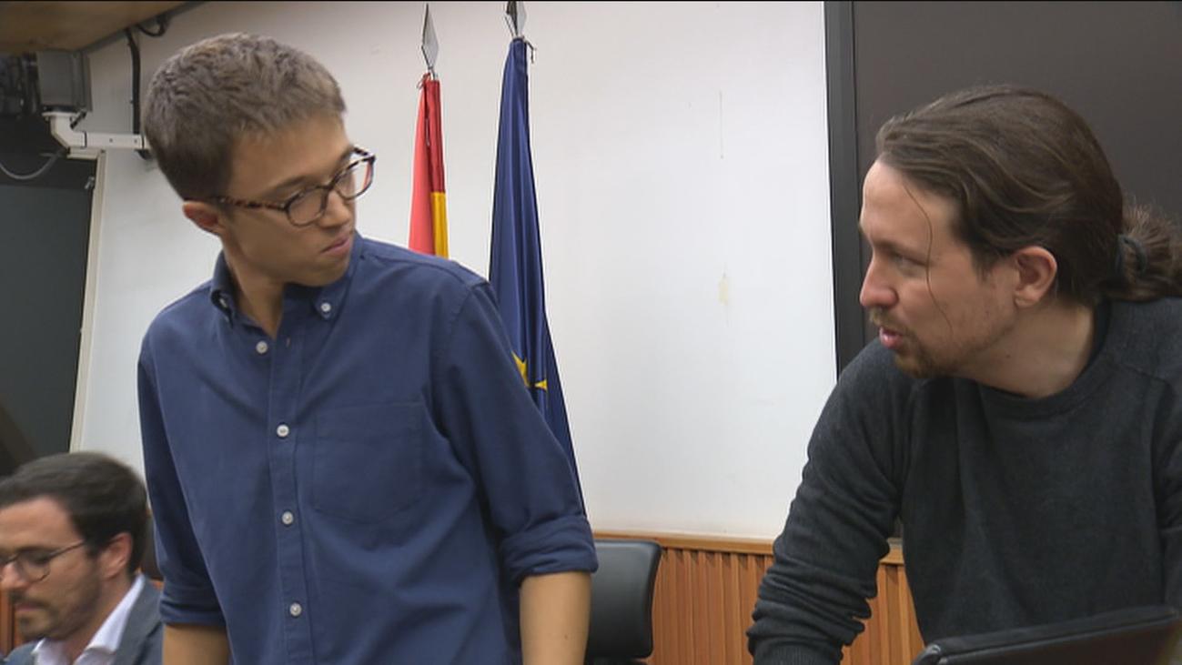 Iglesias asegura que Sánchez preferiría a Errejón para un pacto