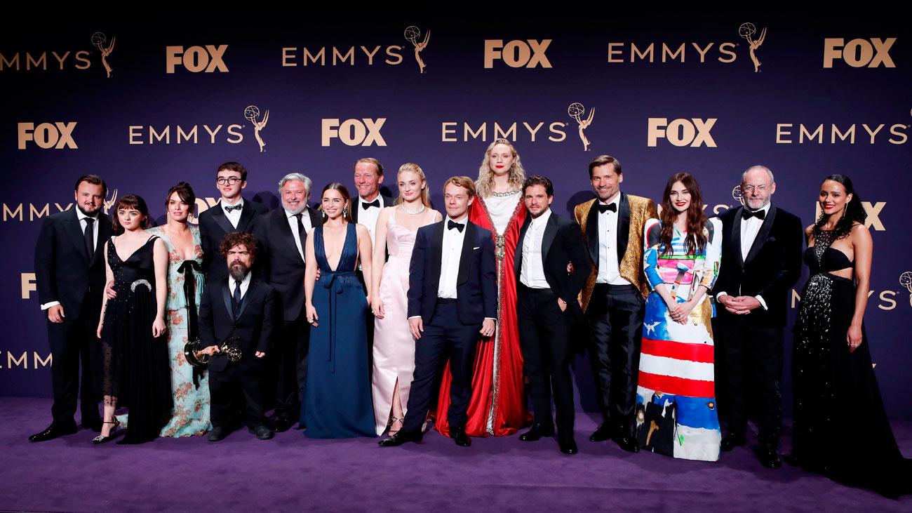 Juego de Tronos y su despedida a lo grande en los Emmy