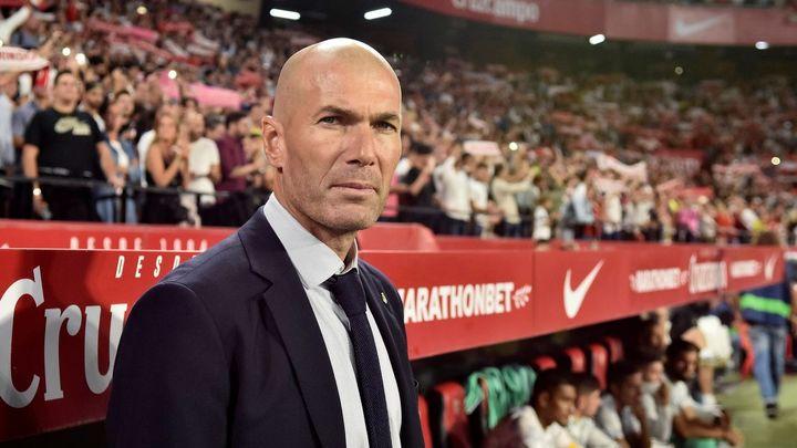"""Zidane: """"Mostramos personalidad y solidaridad defensiva"""""""