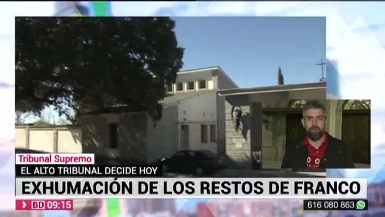 Buenos Días Madrid 24.09.2019 (08:30-10:00)