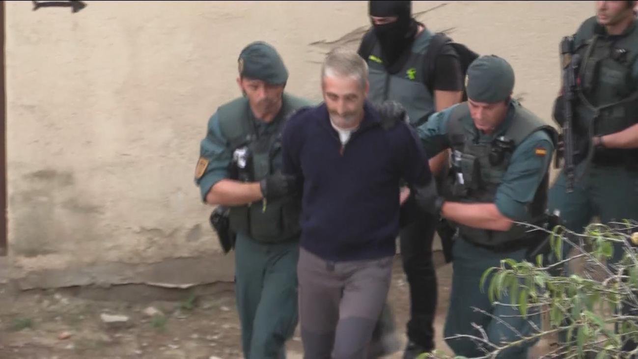 Los CDR detenidos por terrorismo pasarán este jueves a disposición de la Audiencia Nacional