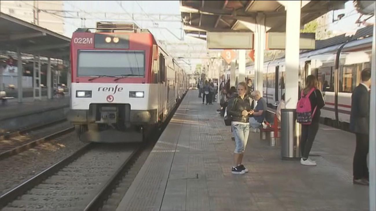 El tren Civis entre Guadalajara y Chamartín, a examen