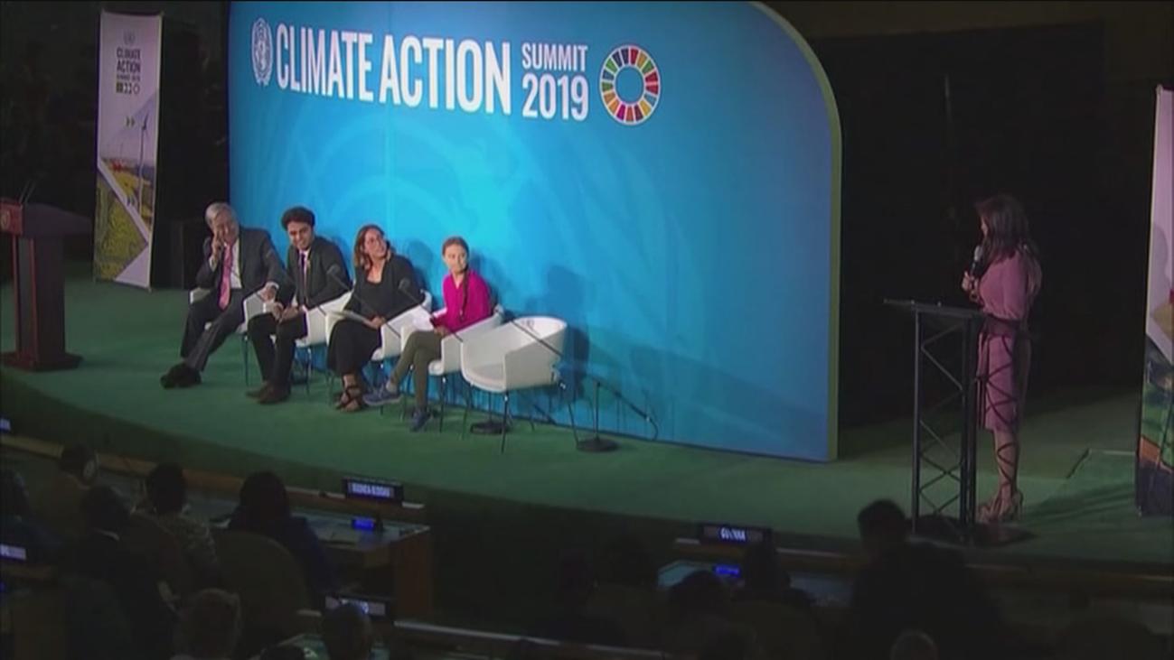 Termina la Cumbre del Clima con el compromiso de 77 países de reducir a cero sus emisiones de carbono