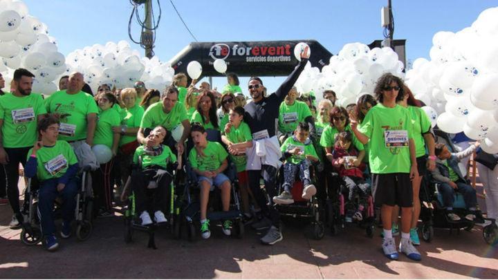 Getafe celebra la VIII Carrera por la Discapacidad