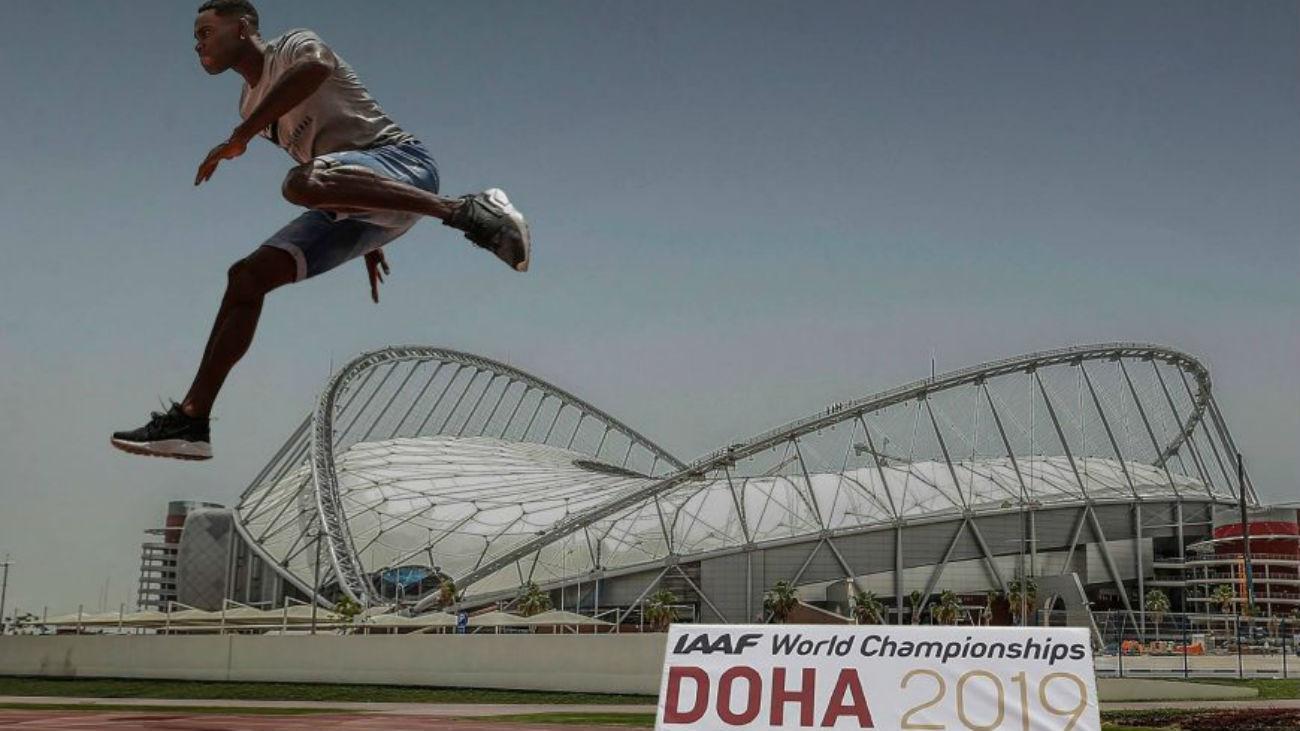 Mundiald e Atletismo de Doha