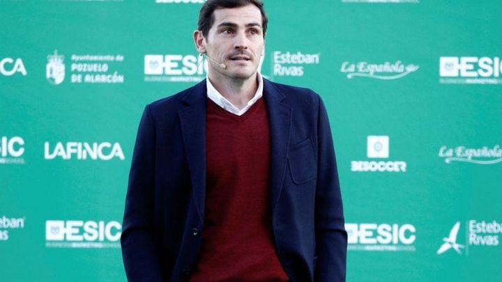 """Casillas: """"Estoy bien, pero soy el primero que no va a tomar ningún riesgo"""""""