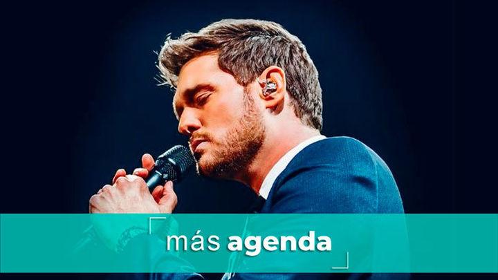 La agenda alternativa: Michael Bublé se despide de los escenarios este fin de semana en Madrid
