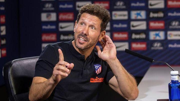 """Simeone: """"No necesitamos palabras, necesitamos hechos sobre el campo"""""""