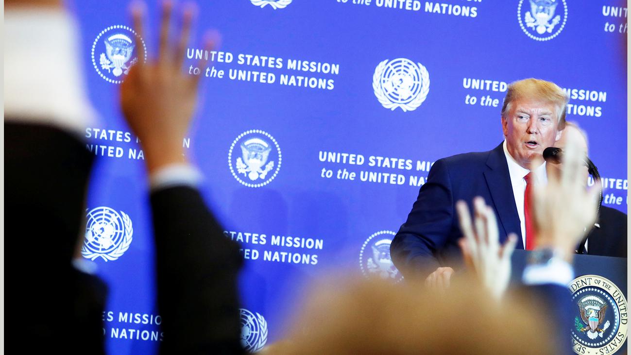 La investigación contra Trump, con el recuerdo del Watergate
