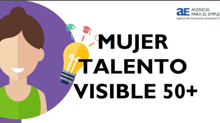 Programa Talento visible 50+ para motivar a mujeres desempleadas en el Ayuntamiento de Madrid